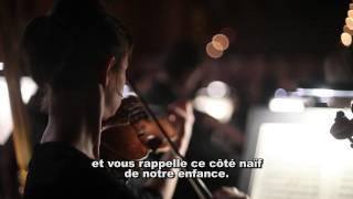 Fantasia Live in Concert à l'Auditorium de Lyon - Micro-trottoir