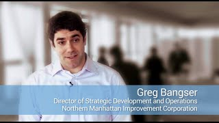 ClientTrack Testimonial, Northern Manhattan Improvement Corporation