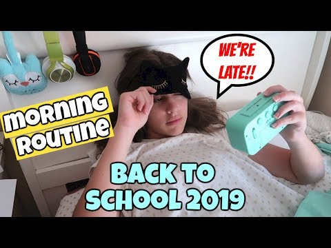 Download Video GRWM First Day Of School 2019 Morning Routine!