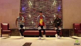 """""""Bailar- Deorro Ft. Elvis Crespo Zumba® Choreography"""" by Zumba® Jammers Mauricio, Benjamin and Rony"""