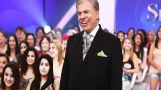 Silvio Santos cantando Assim você mata o papai Sorriso Maroto 2012