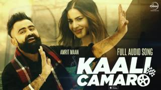 Kaali Camaro ( Full Audio Song ) | Amrit Maan | Punjabi Song Collection | Speed Records