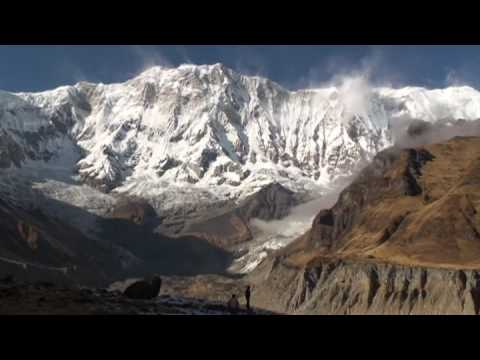 Annapurana Base Camp in HD quality