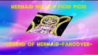 Mermaid Melody Pichi Pichi Pitch Legend Of Mermaid MusicBox-FanCover-