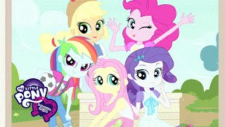 MLP: Equestria Girls - 'A Friend For Life' Official Music Video