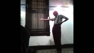 Petrucho: El Hombre Bala en guatemala!!