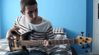 Kodaline - High Hopes (Bass Cover)