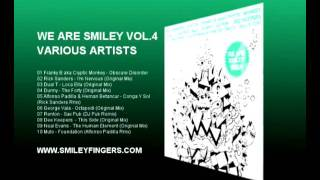 SFN050 - WE ARE SMILEY VOL 4 - Various Artists - Smiley Fingers