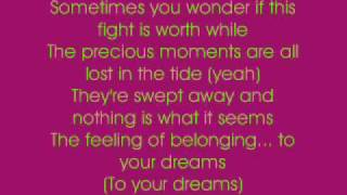 Listen To Your Heart - Cascada (with lyrics)