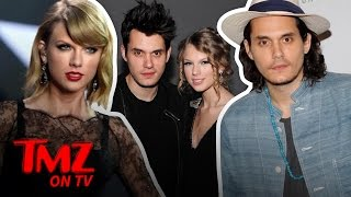 John Mayer Throws Shade At Taylor Swift On Her Birthday...Or Did He? | TMZTV