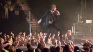 Cage The Elephant - Mess Around LIVE