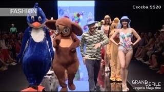 CECEBA + TOM TAILOR GRAND DEFILE Lingerie Magazine SS 2020 CP Moscow - Fashion Channel