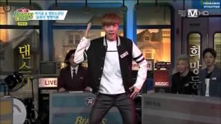 [ENG SUB] 방탄소년단 BTS's J-Hope same Dance Academy with Big Bang's Seungri