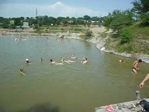 Lake Solotvyna