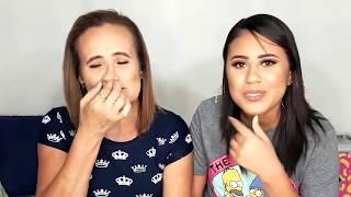 "Emicida - Mães de youtubers reacts reagem a ""Mãe"""