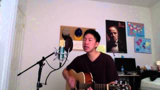 The Cure - Just Like Heaven (Acoustic Cover by Sean)