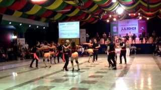 Clan de salsa RUEDA 2013