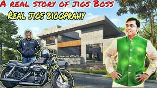 #An untold Real life story  of  diamond purchase king jigs boss,jigs life full biography