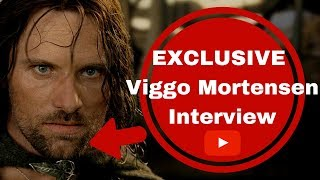 Viggo Mortensen Interview Lord of the Rings: Two Towers, Video Game
