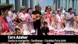 Sueña la Margarita - Sevillanas - Coro Azahar