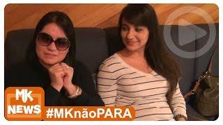 Gislaine e Mylena - Em Estúdio (#MKnãoPARA)