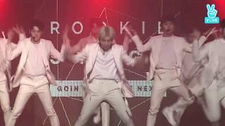 [Peekavoo Stage] 170612 UNIT BLACK (#유닛블랙) - BOOM