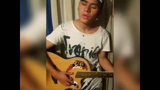 INCREIBLE!!! Nicky Jam - Mil Lágrimas  (Cover Acustico)