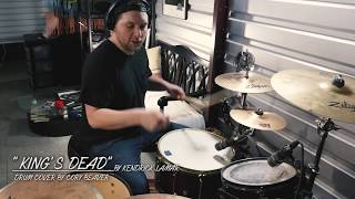 Kendrick Lamar ft. Future - King's Dead (Drum Cover by Cory Beaver