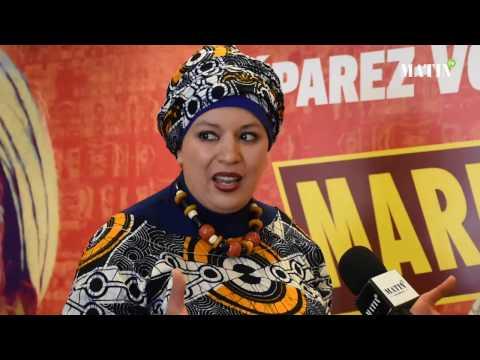 MDR : Samia Orosmane, de l'énergie et du talent