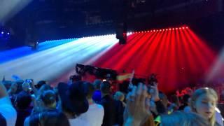 ESC 2016 Audience View - Amir (France) 'J'ai cherché' (Grand Final Rehearsal)