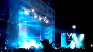 Foglie al gelo - Francesco Gabbani live