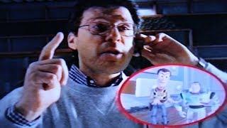 Riprese Inedite: Fabrizio Frizzi doppia Woody in Toy Story 2