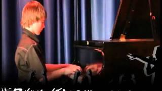 Dylan Garrett - Rising Star 2011 - Piano Lessons