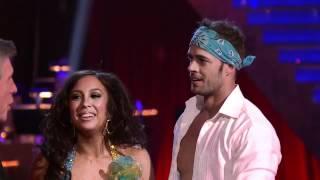 William Levy & Cheryl Burke danced the salsa: La Vida es una carnaval