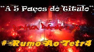 """S.L.Benfica - """"A 5 Paços Do Titulo"""" #RumoAoTetr4"""