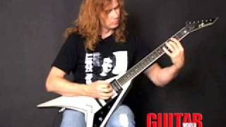 Symphony of Destruction with Dave Mustaine