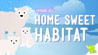 Home Sweet Habitat: Crash Course Kids #21.1