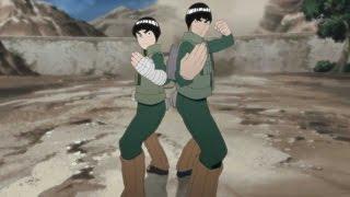 guy and lee vs kyuubi AMV