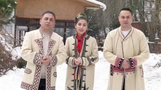 Lucian , Alexandra si Lucian Dragan jr - Ia scoalace gazda mare
