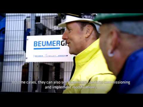 BEUMER Group´s Customer Support Philosophy