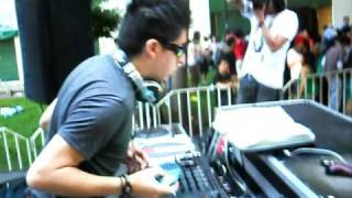 Open Mind Fest 2010 - Ovnimoon DJ set - ( Psy Pop vs Serious Psytrance )