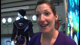 DIVE 2013: Scubaverse talks with Fiona Walker, Marketing Manager, Aqualung UK