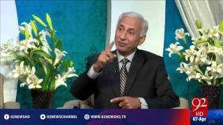 Subh e Noor - 07-04-2016 - 92NewsHD