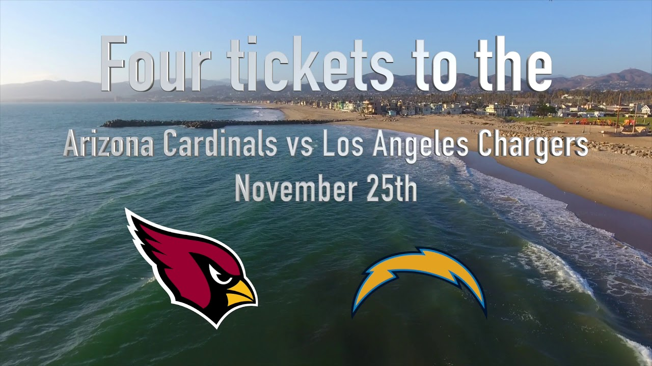 Arizona Cardinals Vs Buffalo Bills 2018 Ticket For Sale