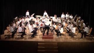 """Arabesque (Jacob de Haan) - Banda Inf. SM """"La Esperanza"""""""