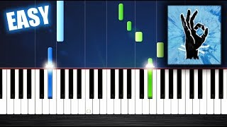 Ed Sheeran - Perfect - EASY Piano Tutorial by PlutaX