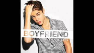 "Justin Bieber ""Boyfriend"" *Chipmunk* + lyrics"