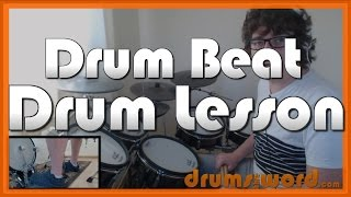 ★ Freak On A Leash (Korn) ★ FREE Drum Lesson | How To Play Drum BEAT (David Silveria)