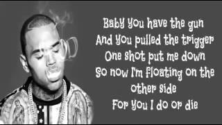 Chris Brown   Die For You lyrics