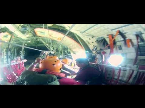 44 Parachute Regiment Waterjump 2012 Highlights